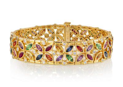William Greene Fine Jewelry Design - Sainte Chapelle Bracelet - Copy